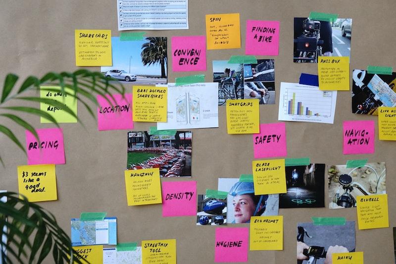 Visionboard - Mit klaren Zielen durch die Krise