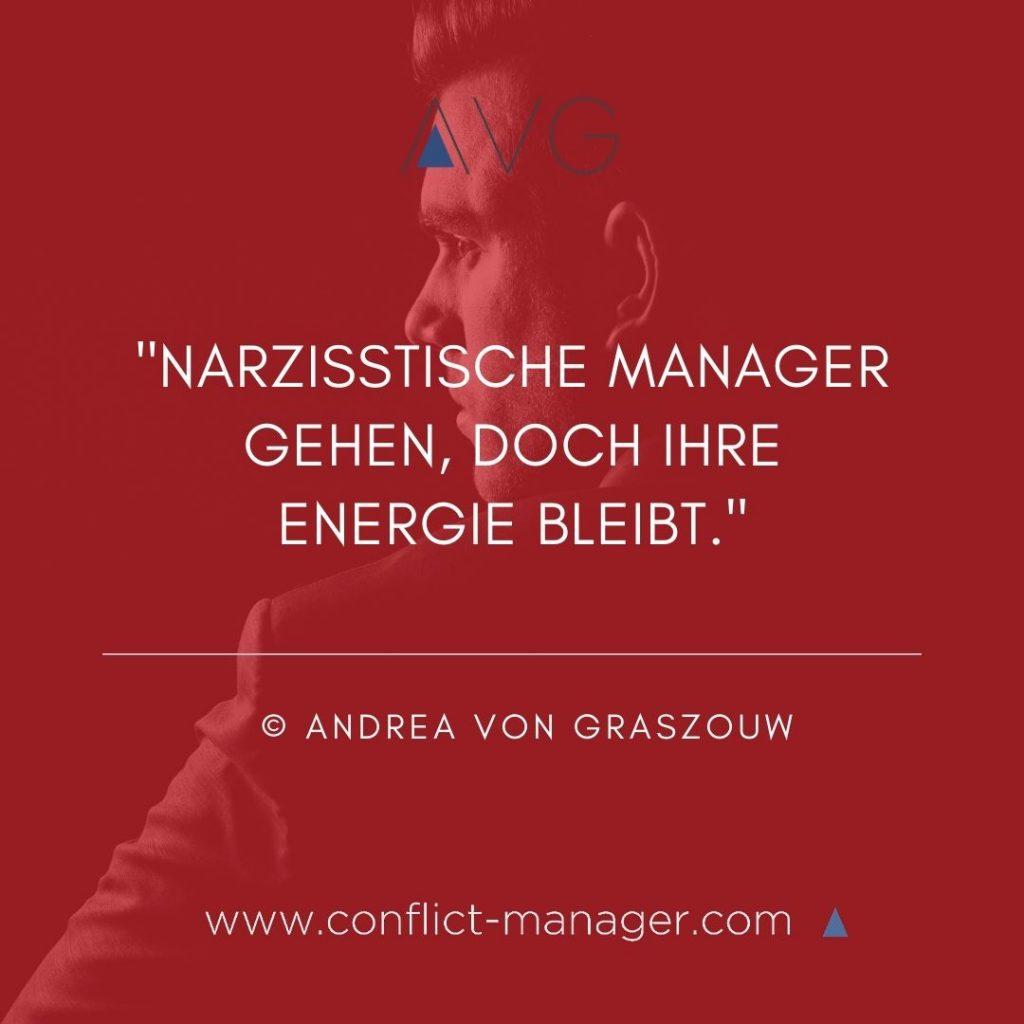 Narzissten im Management