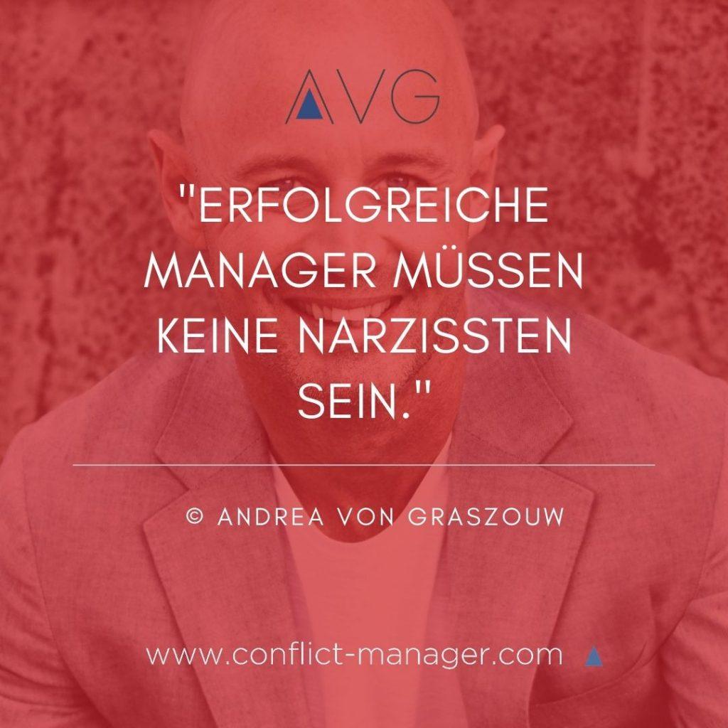 Narzissten als Manager